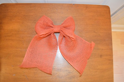Super cute bow!